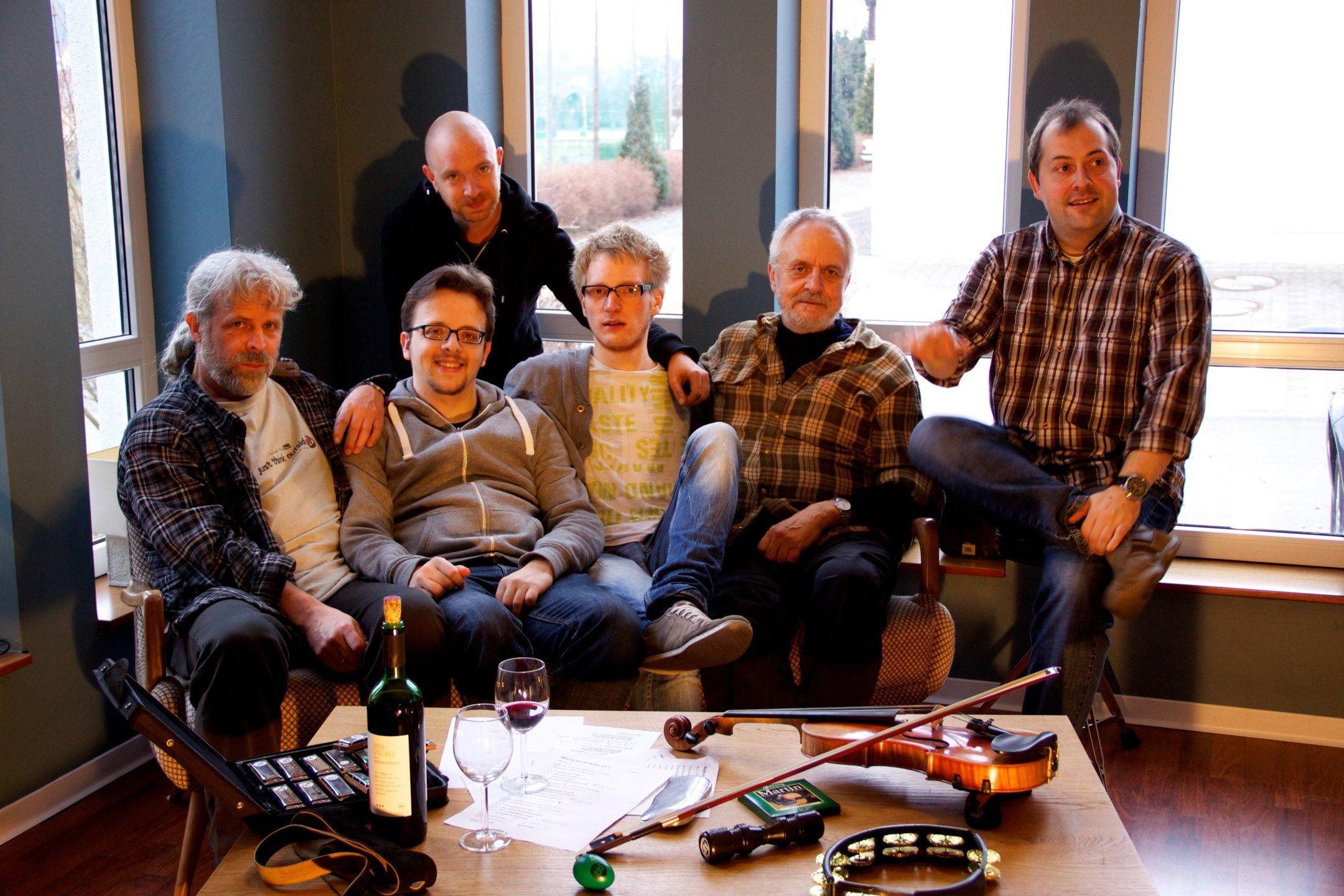 Shiregreen_und_Band