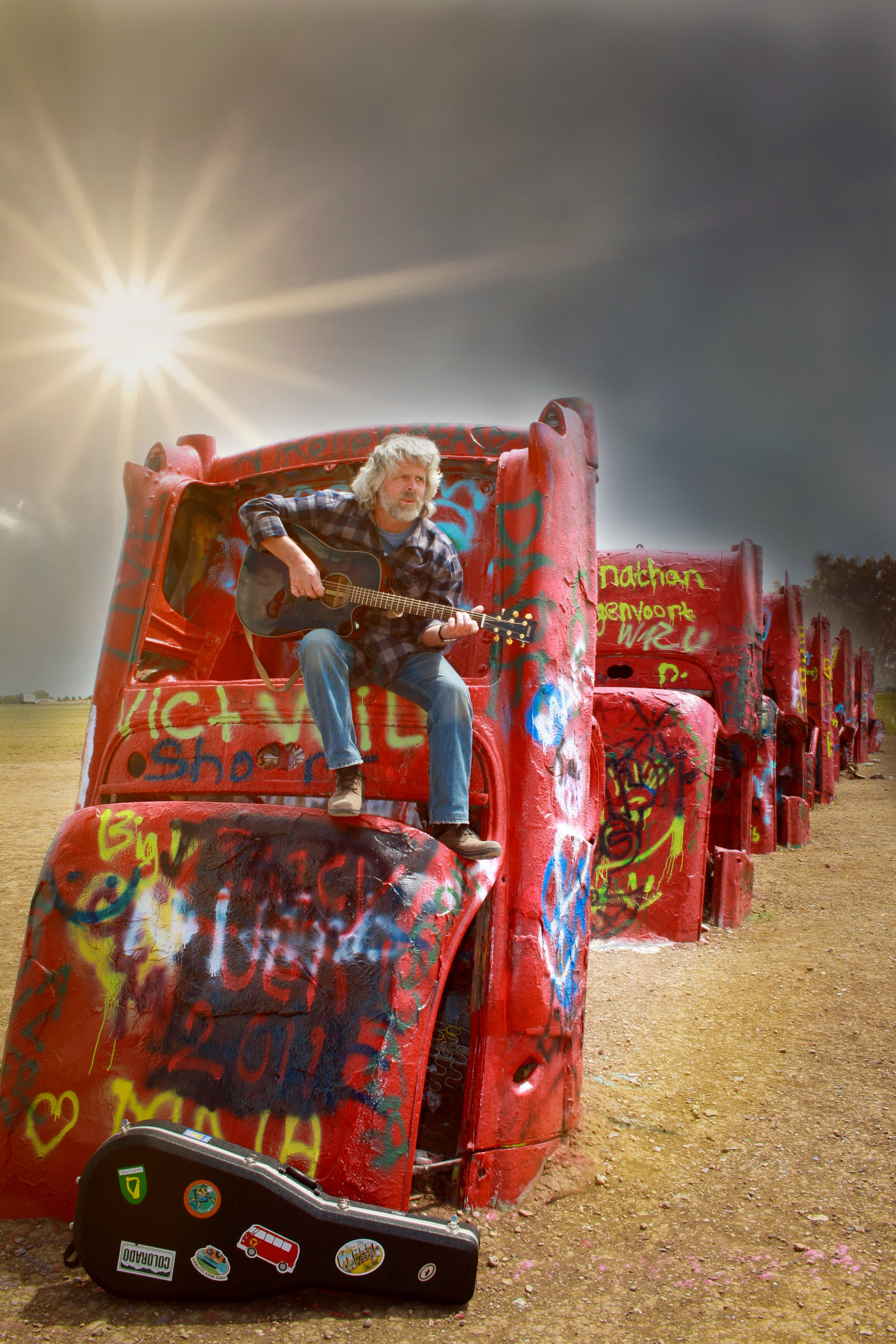 Shiregreen Cadillac Ranch 2011