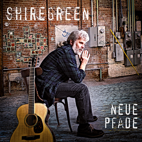 Cover Shiregreen Neue Pfade