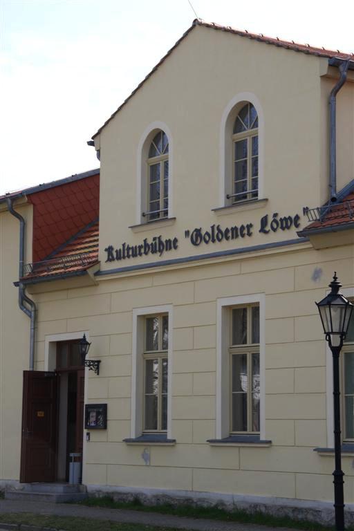 Kulturbühne Goldener Löwe in Wandlitz