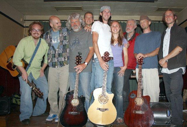 Singer-Songwriter-Abend in Flagstaff, Arizona