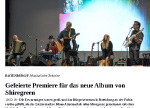 Gefeierte Premiere für das neue Album von Shiregreen