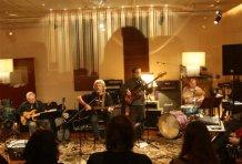 Band im Toolhouse Studio